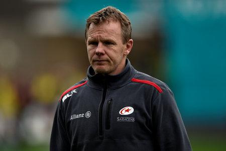 McCall urging youngsters to step up against London Irish