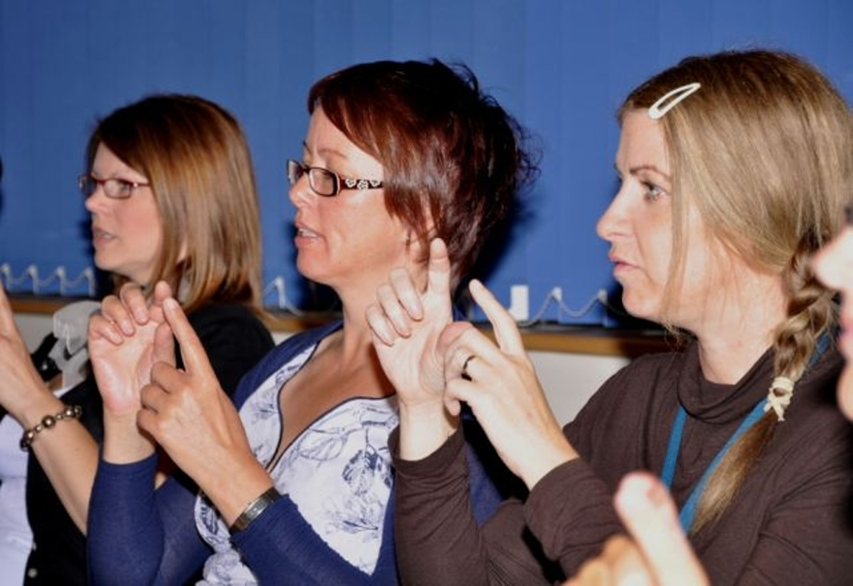 Sign of times: firms and groups are encourage to learn sign language