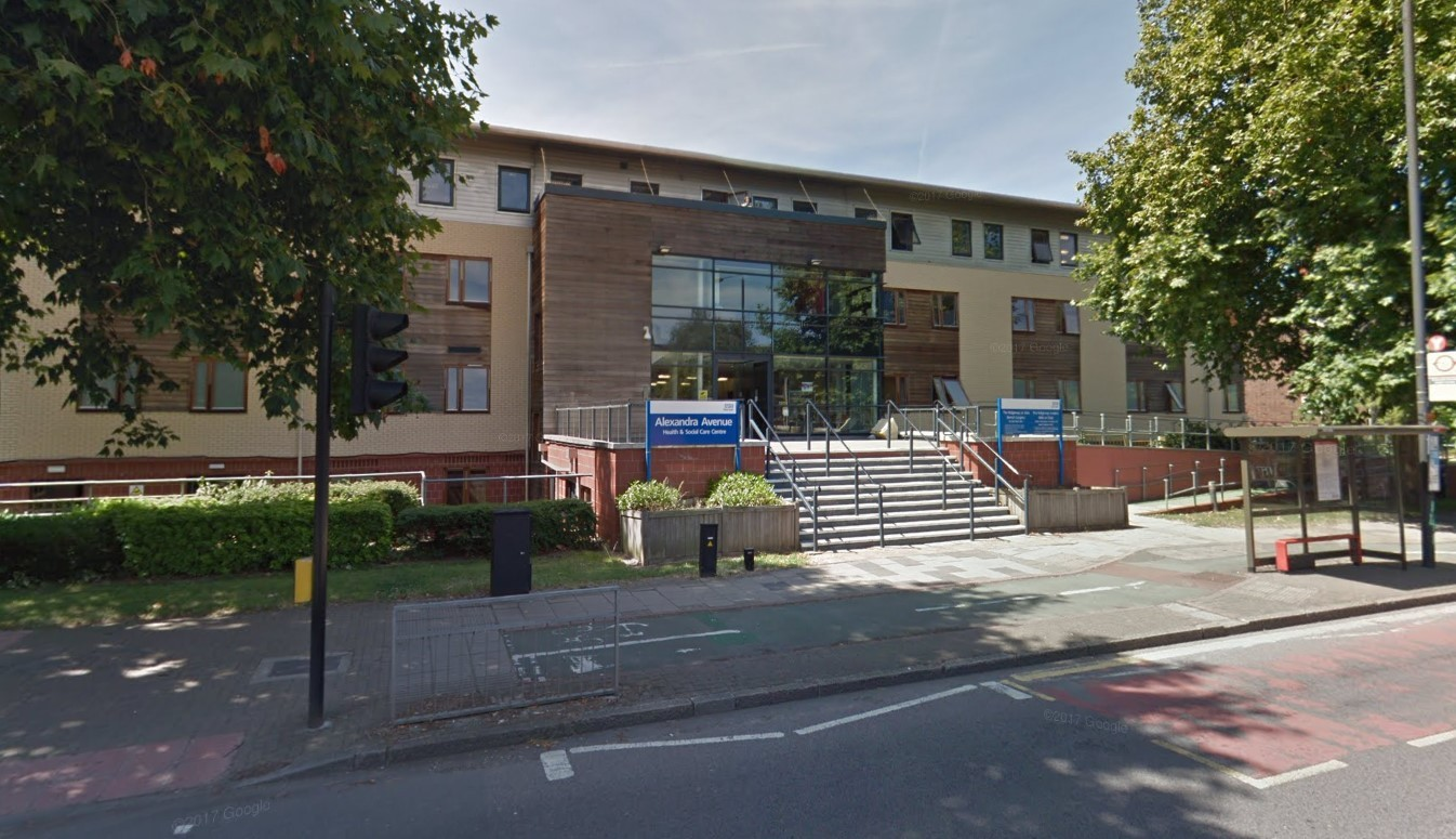 Alexandra Avenue Health Centre is now appointment-only (image: Google Maps)
