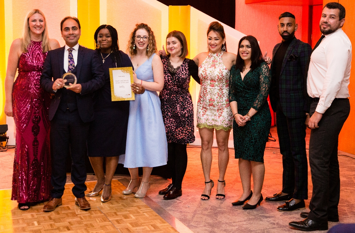 Take a bow: intu centre winners