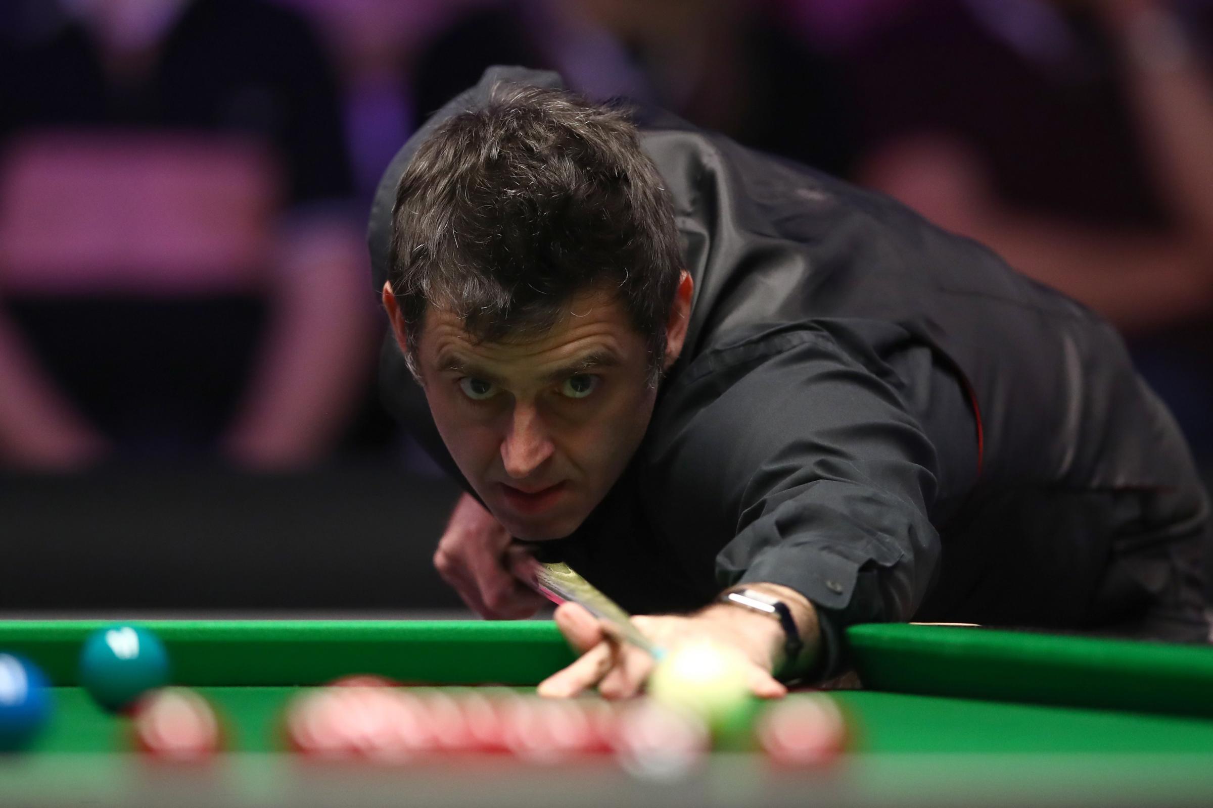 O'Sullivan keen for improvements despite dominant Northern Ireland opener