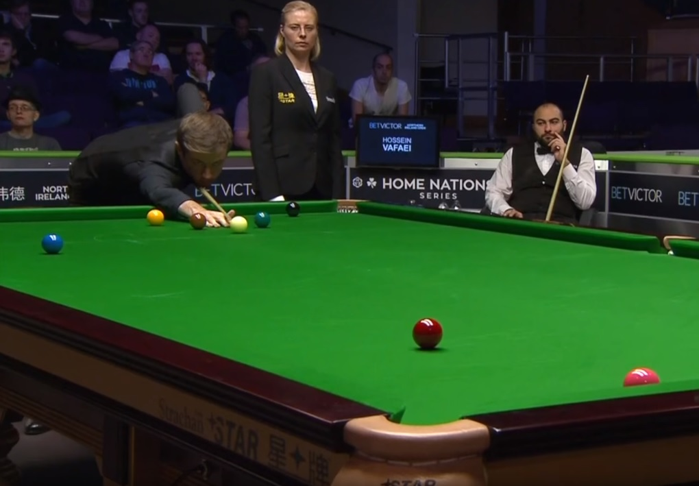O'Sullivan masterclass among highlights of NI Open first round