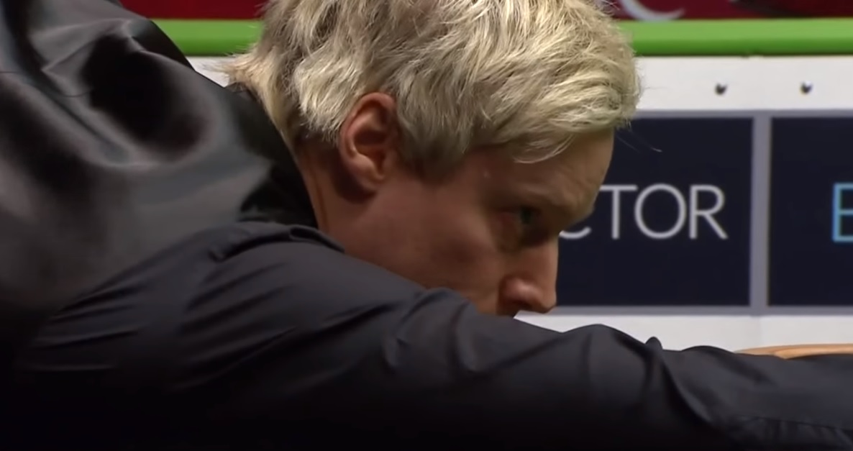 Hectic snooker schedule part of succeeding, says Robertson