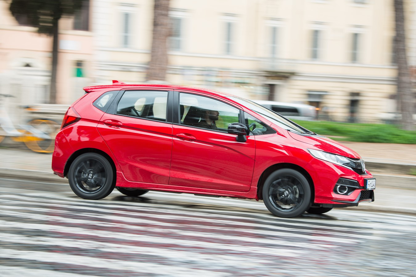 Road test of Honda Jazz 1.5 i-VTEC Sport Navi