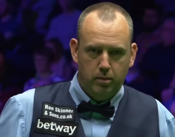 Mark Williams is the reigning world champion