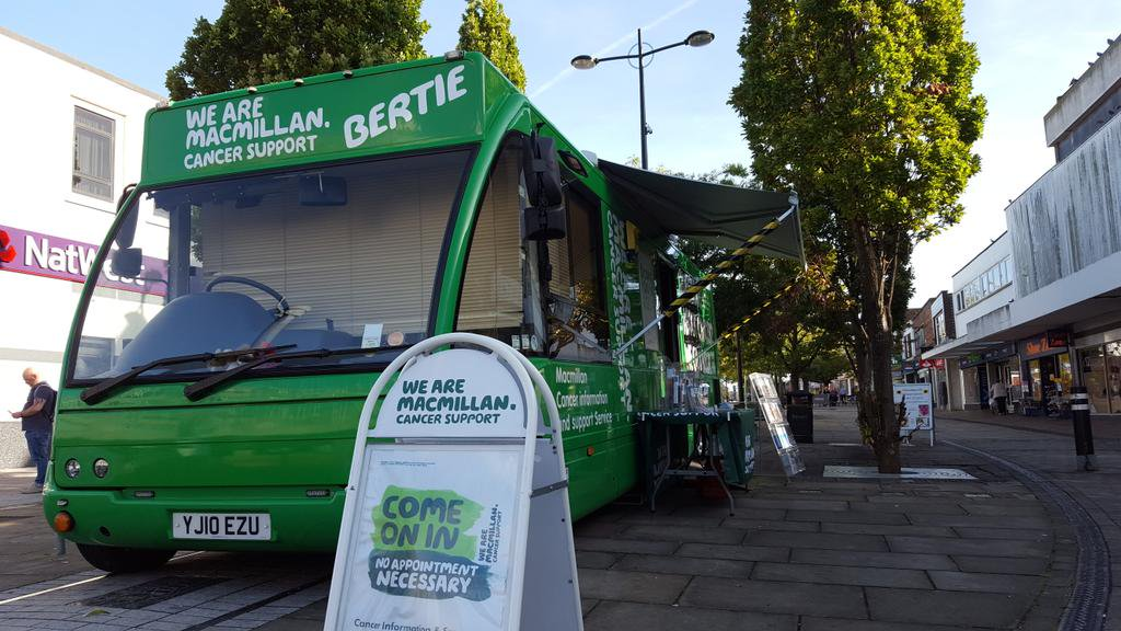 Macmillan Cancer Support Information Service in High Wycombe