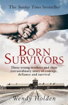 An Audience with... Wendy Holden & Eva Clarke - Born Survivors
