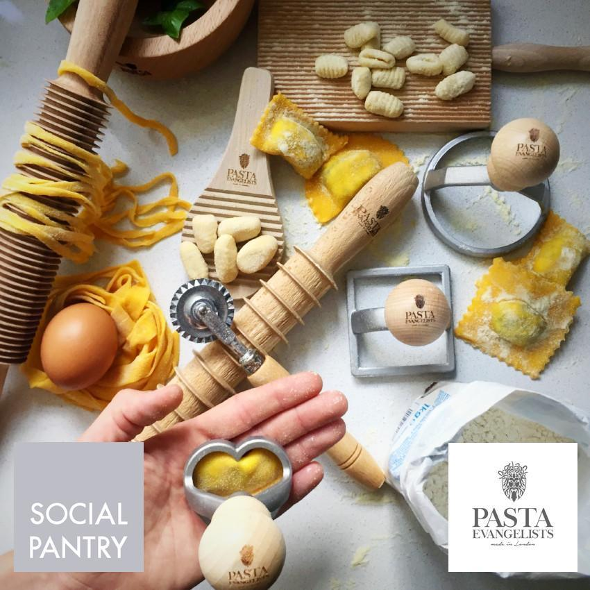 Valentine's Special: Pasta Making Masterclass