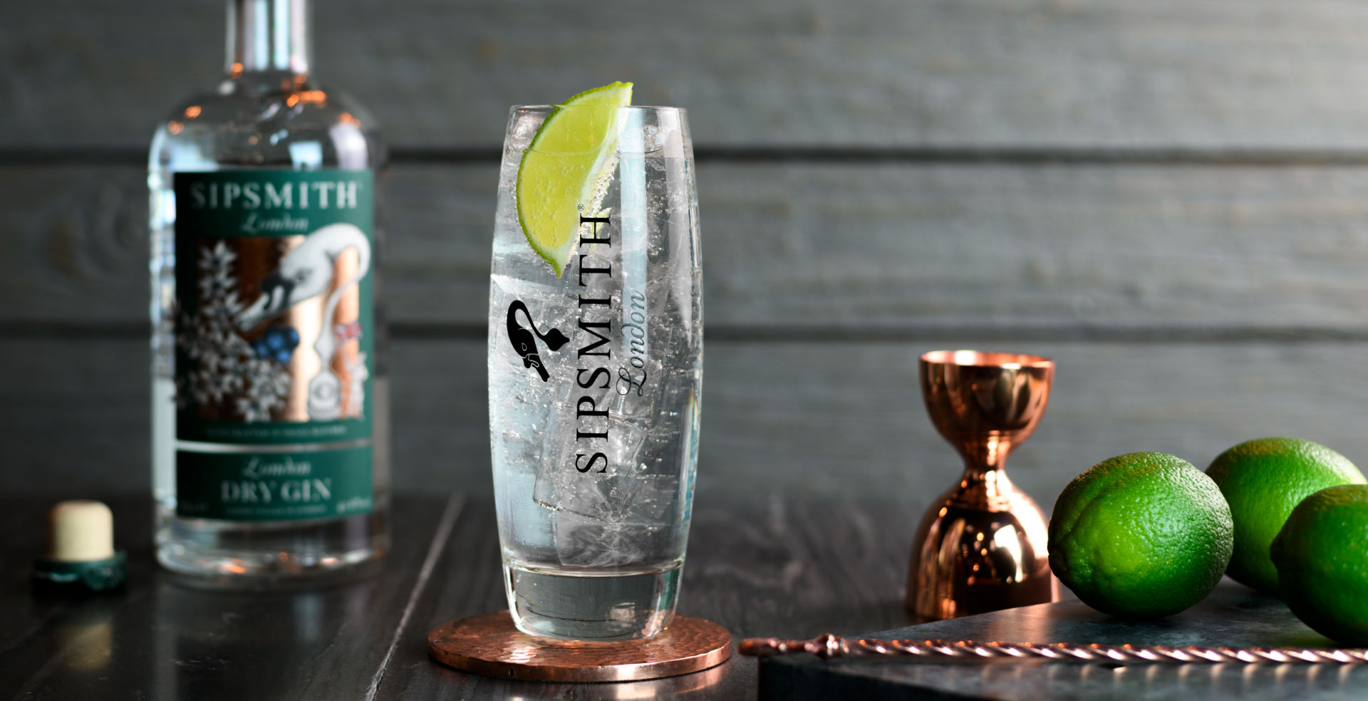 Sipsmith Gin-spired Supper at Soane's Kitchen