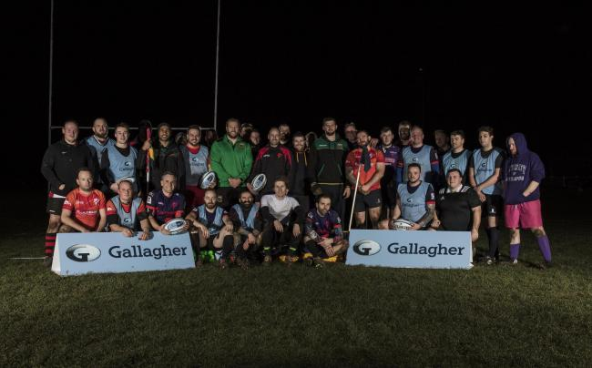 Gallagher and Northampton Saints combine to show inclusivity is a key priority for rugby