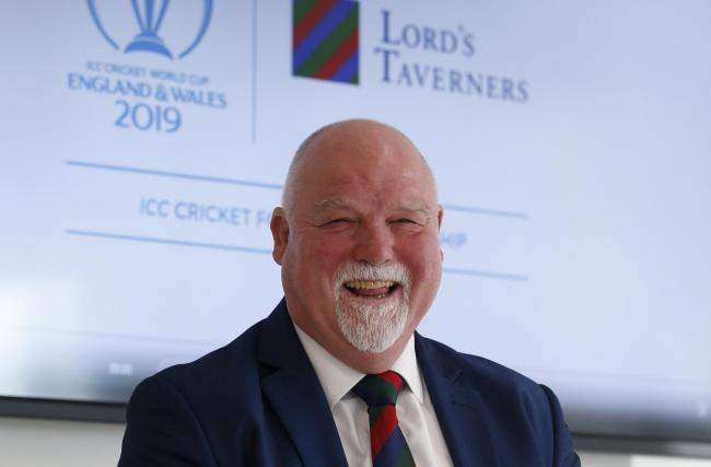 Ex-England captain Mike Gatting, a beaten finalist in 1987, believes a World Cup victory on home soil is possible this summer (Lords Taverners)