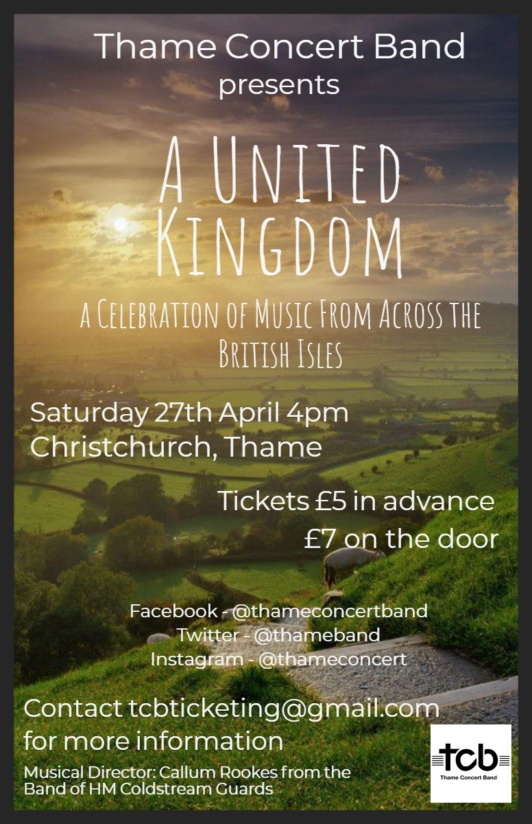 A United Kingdom: a celebration of music from across the British Isles