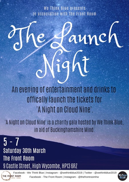 Ticket Launch Night