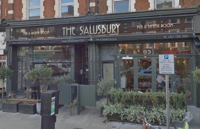 The Salusbury (Image: Google Maps)