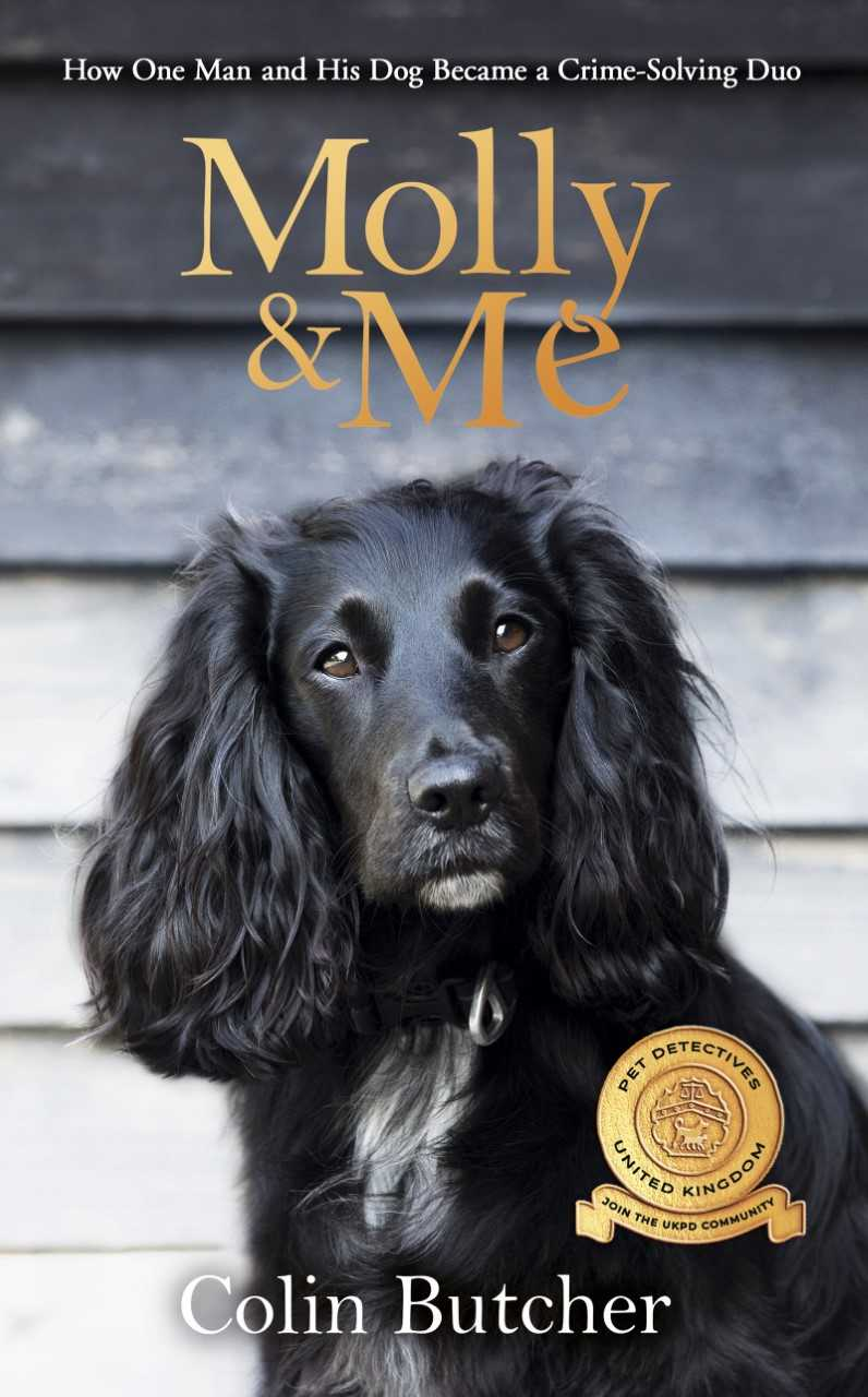 The Pet Detectives: Colin Butcher & Molly the cocker spaniel