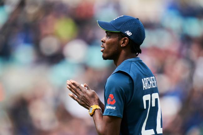 Jofra Archer is going to the World Cup