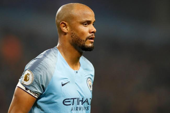 Vincent Kompany is leaving City