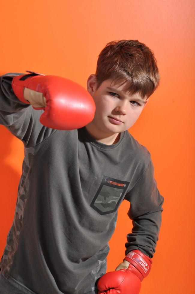 Boxing is seen as a good way to engage young people