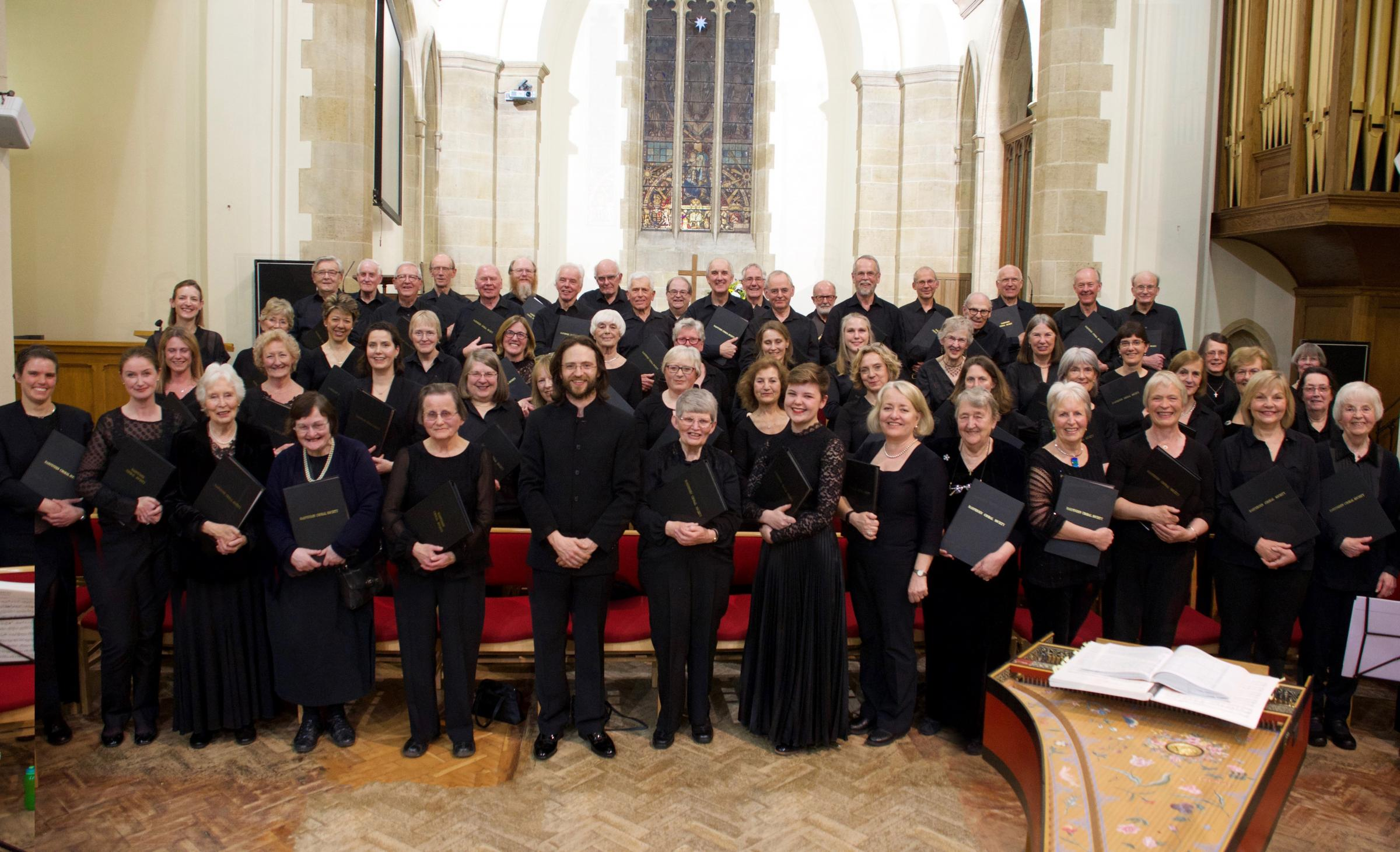 Harpenden Choral Society Open Rehearsal