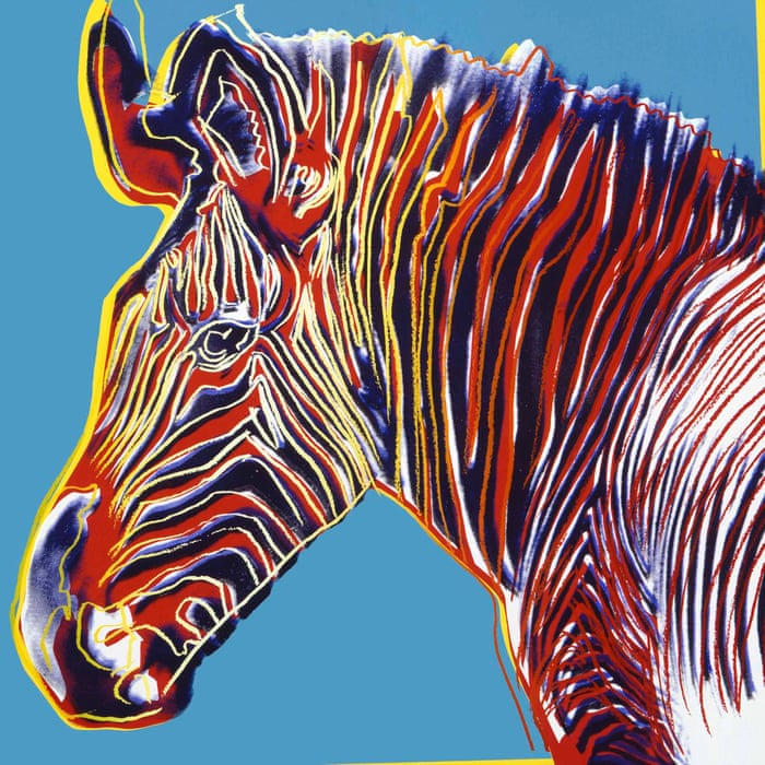 Holiday Arts: Andy Warhol's Endangered Animals