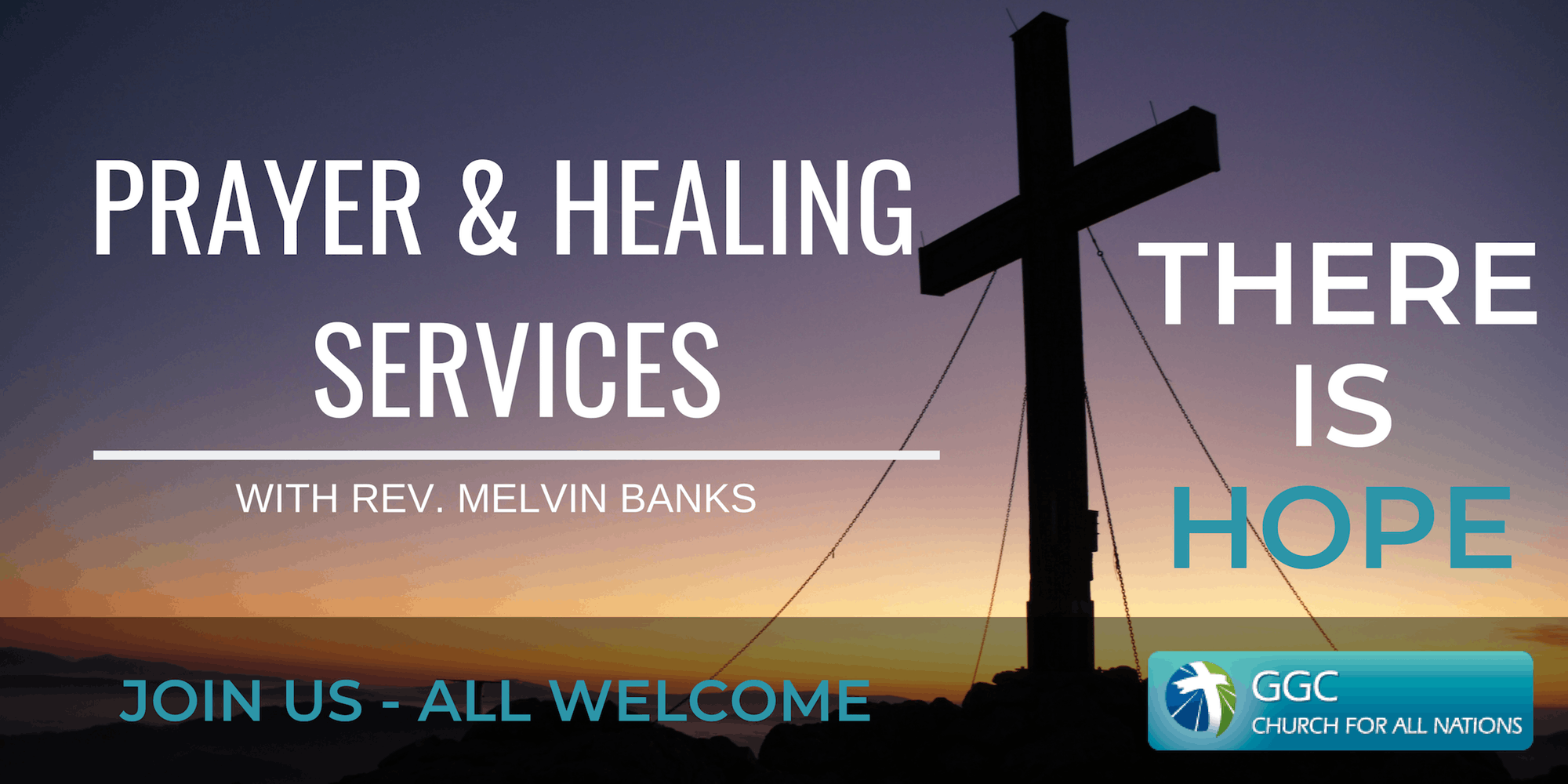 Prayer and Healing services